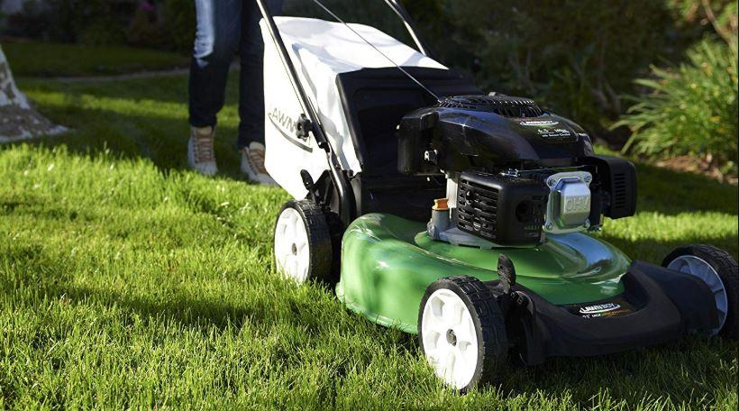 Lawn Boy 10730 Review