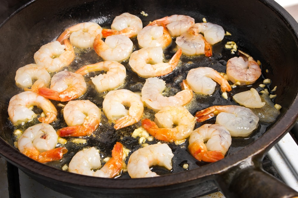 Shrimp-pan-fry